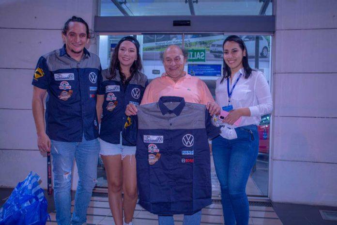HANSA apoya a los clubes oficiales de Volskwagen en todo el pais