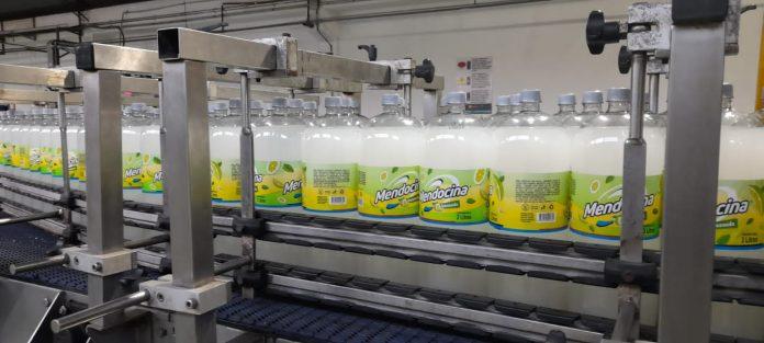 Mendocina presenta nuevo sabor refrescante Limonada