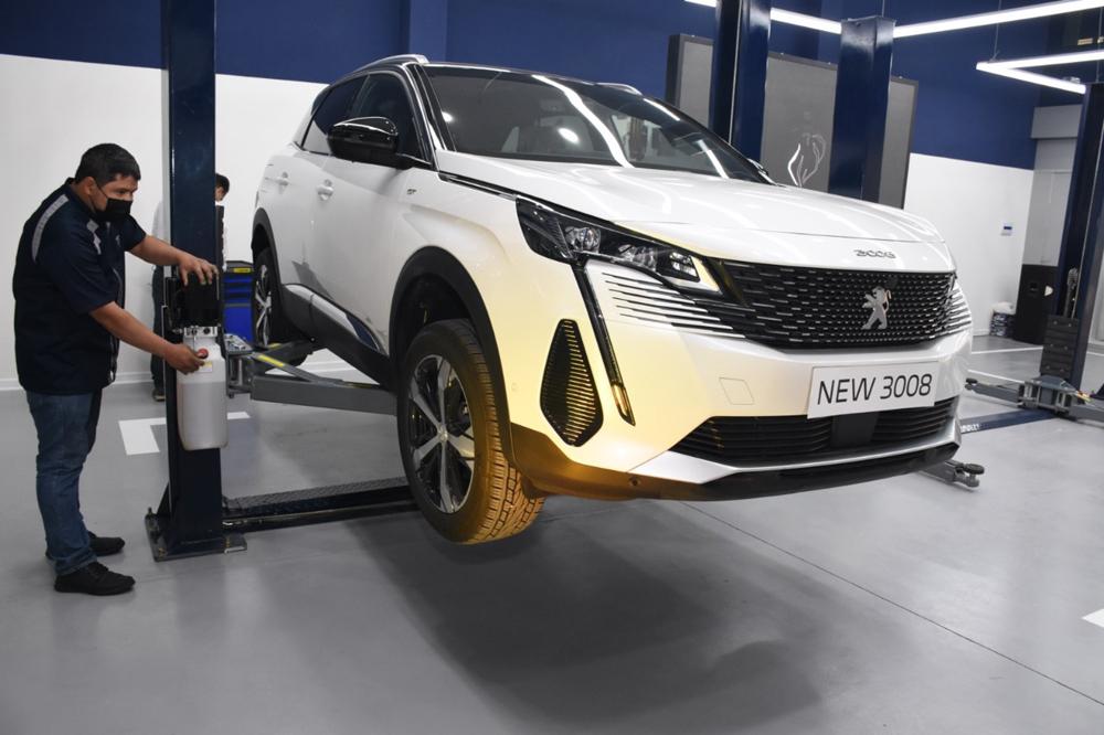 Nuevo Peugeot Service