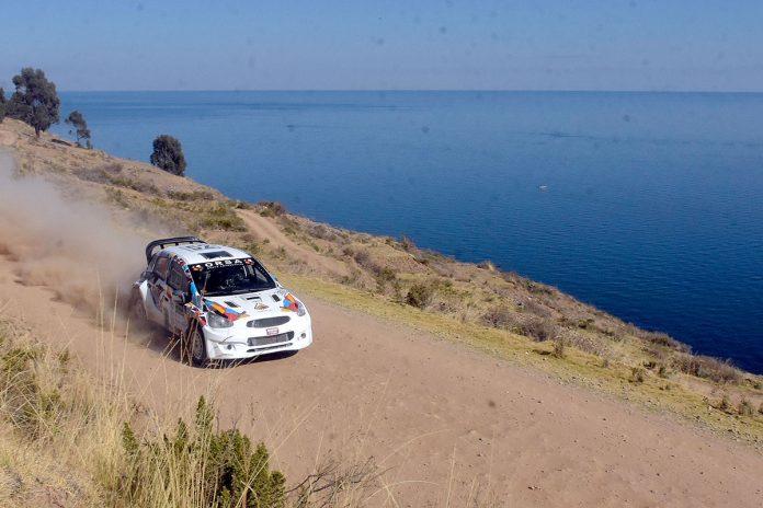 Rally del Lago Sagrado