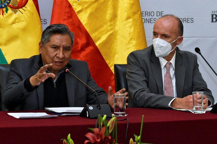 Rogelio Mayta y Francisco Javier Gassó