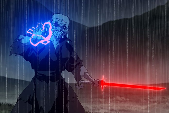 anime Star Wars: Visions