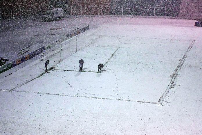 nevada Potosí