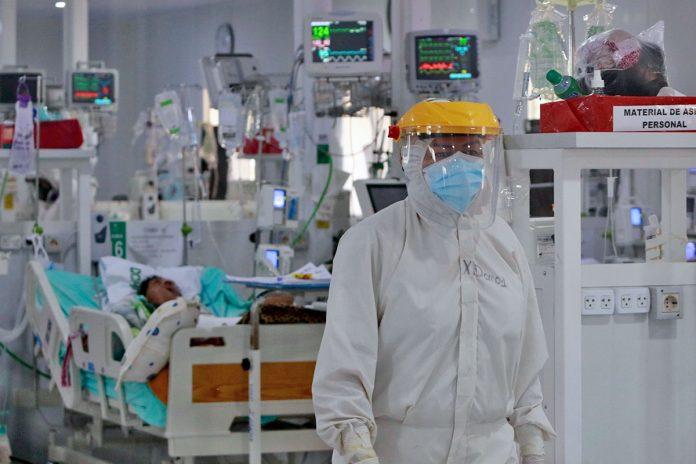 terapia intensiva Hospital Japonés en Santa Cruz