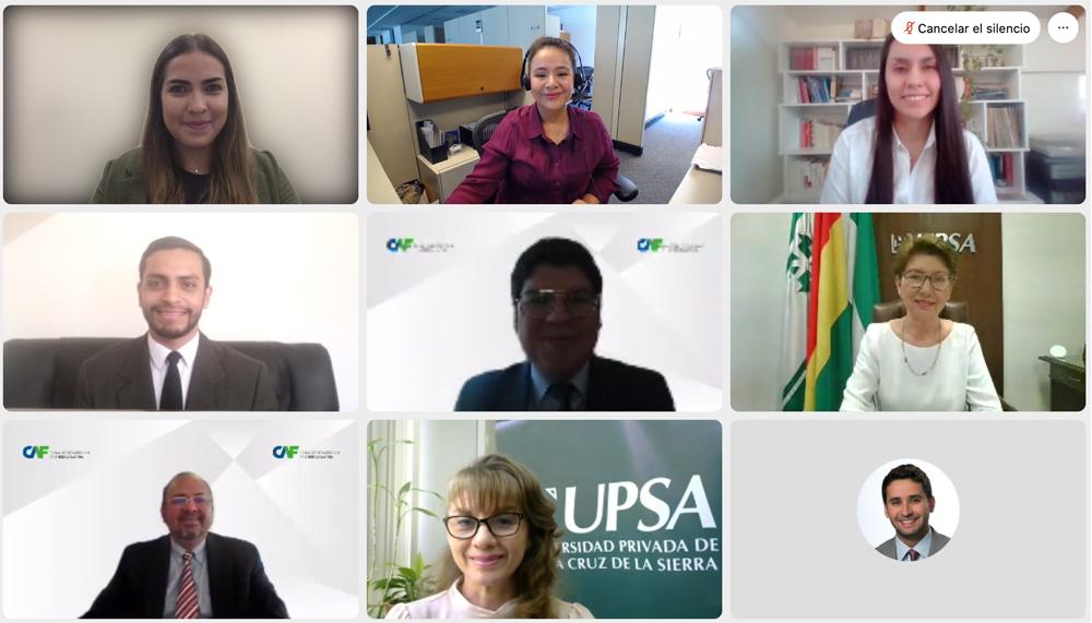 Estudiante de la UPSA de Bolivia gana el primer lugar en etapa nacional del  Concurso Ideas para el Futuro 2021 - JORNADA