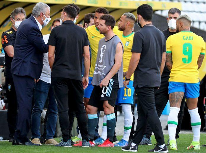 FIFA decidirá el Brasil-Argentina que no fue