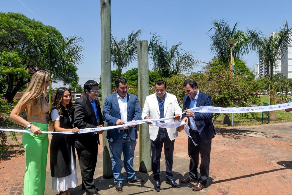 Inauguracion Paseo El Turista