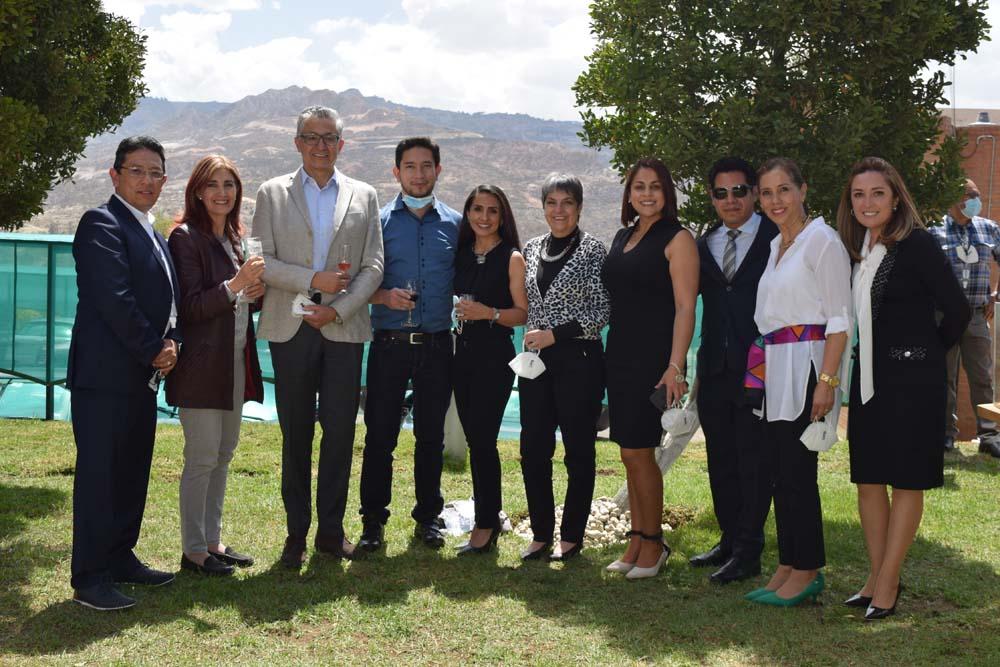 La UPB inauguro edificio a la memoria del arq. Juan Carlos Calderon