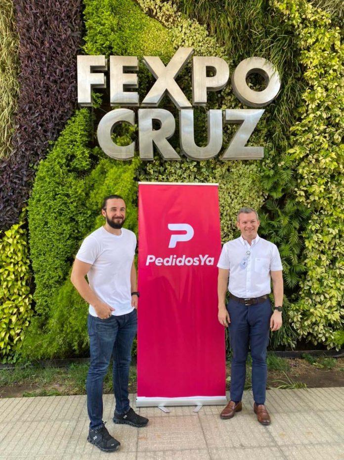 PedidosYa participa de Expocruz 2021