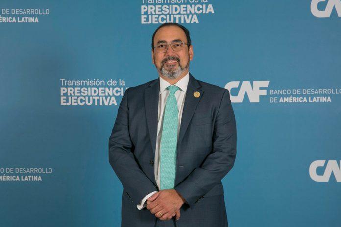 Sergio Diaz Granados llega a la presidencia de CAF con la prioridad de promover la reactivacion economica y social en America Latina
