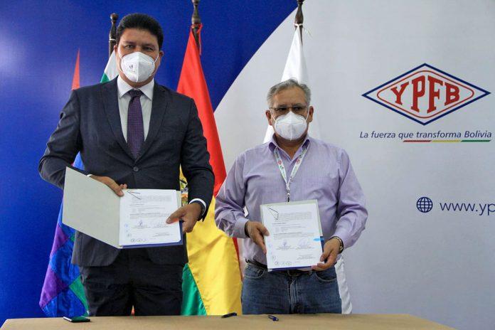 Wilson Zelaya y Marcos Cesar de Moraes