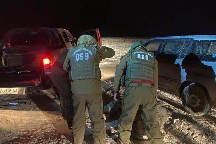 detienen por robo a tres militares bolivianos