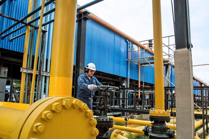 gas natural e hidrocarburos líquidos