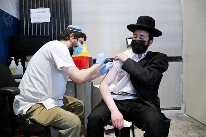 Israel reivindica dosis de refuerzo