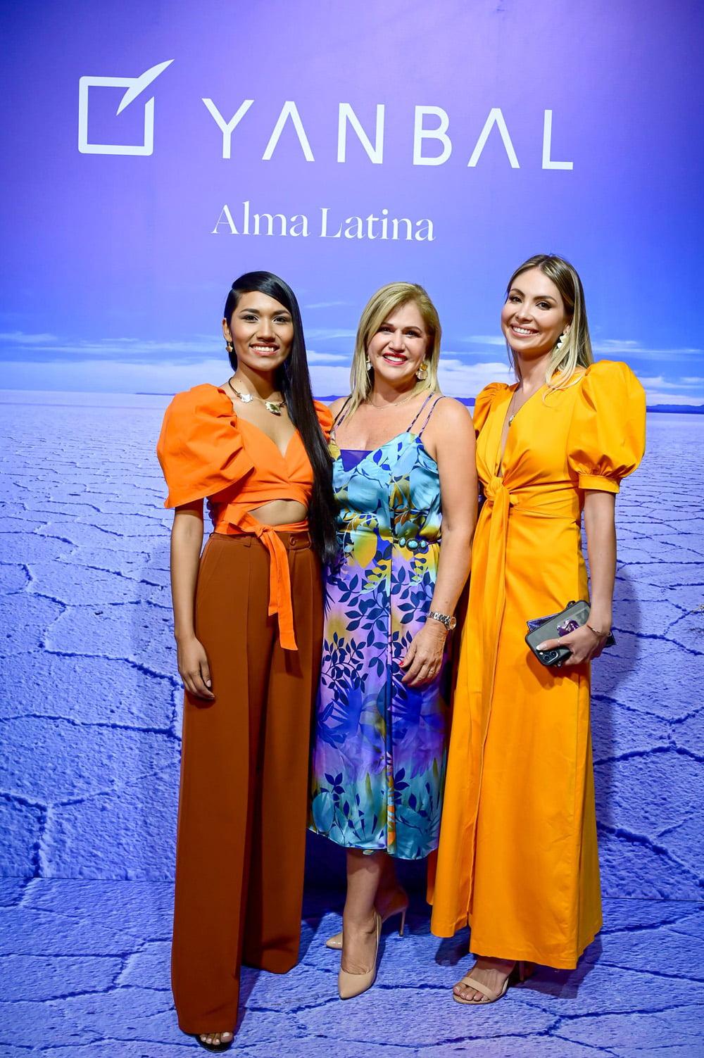 Miranda Montealegre Cecilia Zelaya y Jimena Suarez