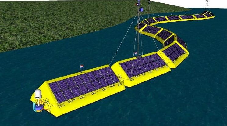 barcazas inflables y solares
